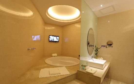 Harbor Hotel Mingzhu Xiamen : 浴室