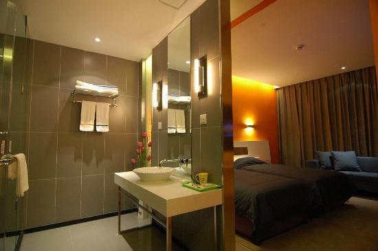 3B Hotel Ningbo Qinghe: 标准双人间