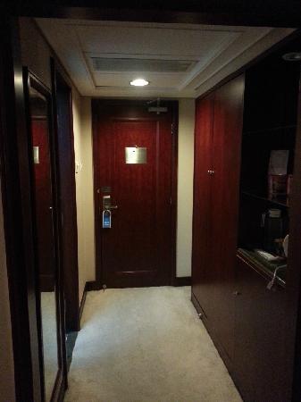 Litian Hotel: 门廊