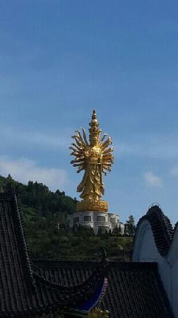 Miyin Temple: 千手观音