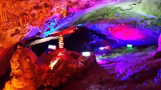Jiguan Cavern: 鸡冠洞
