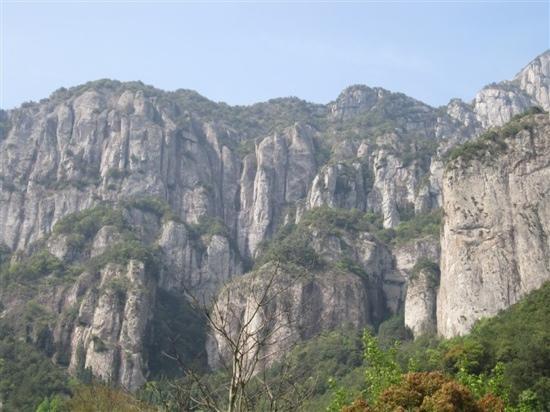 Mt.Yandang Resort: 雁荡山地质公园