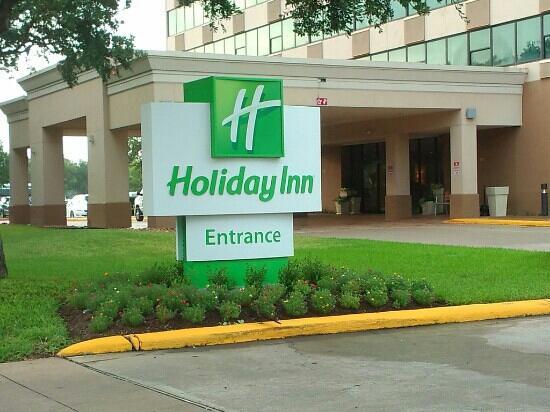 Holiday Inn Houston - NRG/Medical Center Area : 宾馆入口