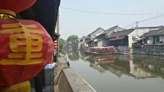 Fengjing Ancient Town : 枫泾