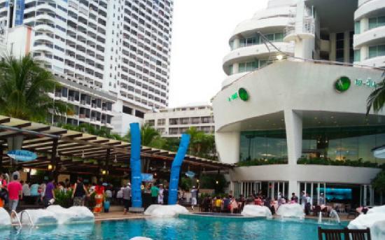 A-ONE Pattaya Beach Resort: 芭提雅爱湾海滩度假村