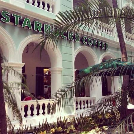 Starbucks (ShaMian)
