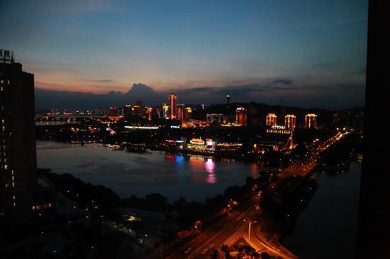 Kempinski Hotel Xiamen: night view