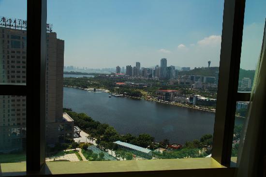 Kempinski Hotel Xiamen: day view