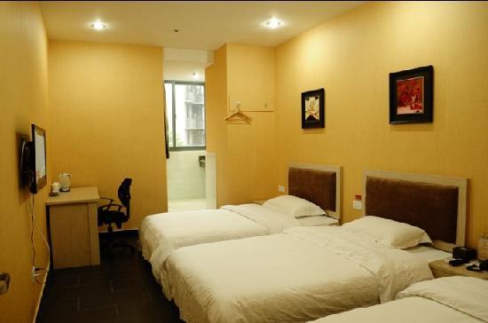 Haoda Inn: 家庭房