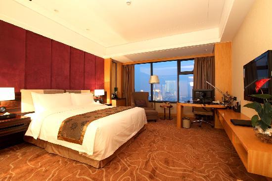 Mingfa International Hotel: 豪华大床房