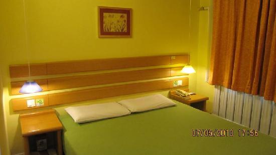 Home Inn (Baotou Wenhua Road): 商务大床房