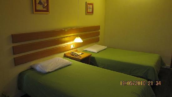 Home Inn (Baotou Wenhua Road): 标间