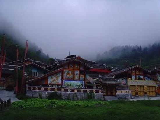 Shuzheng Stockaded Village