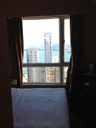 BEST WESTERN Hotel Harbour View: 海景房