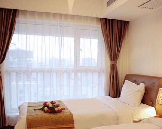 Wisdom Holiday Apartment Qingdao Thumb Plaza