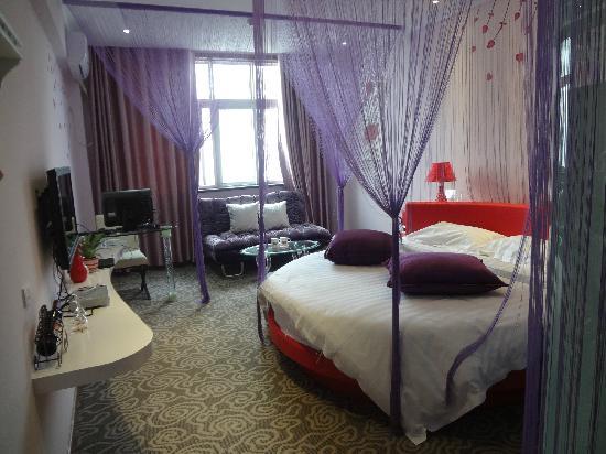 Super 8 Hotel Suizhou East Long Bus Station: 据说是情侣房