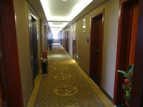 Super 8 Hotel Suizhou East Long Bus Station: 客房走廊
