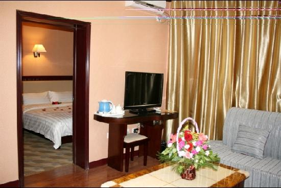 Baishichang Express Hotel: 豪华套房
