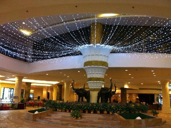 Universal Resort: 大堂