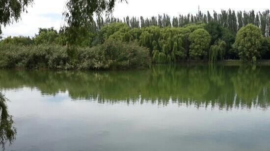 Wushi County, China: 燕西湖