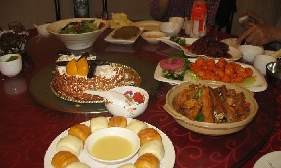 北京鸿运楼烤鸭店(花园路店)