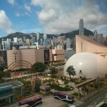 Hong Kong Space Museum: 那个打球即使