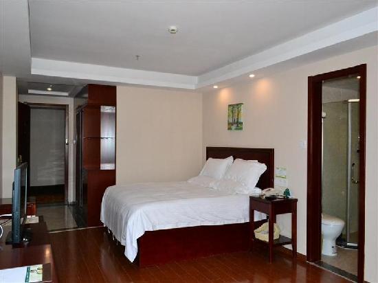 GreenTree Inn Huangshan Tiandu Avenue: 客房