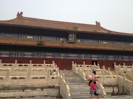 Beijing Taimiao Temple: 太庙