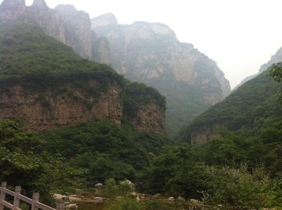 Yuntaishan Geopark : pic