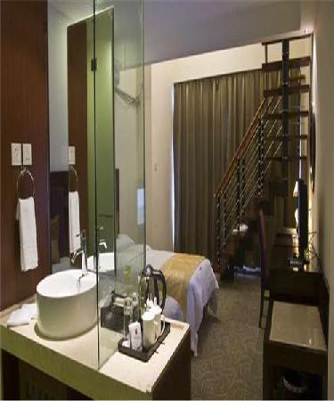 Elan Inn Huangshan Scenic Spot Tangkou: loft家庭套房