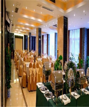 Elan Inn Huangshan Scenic Spot Tangkou: 酒店餐厅