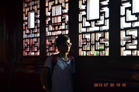 Linxiang, Çin: 岳阳楼内