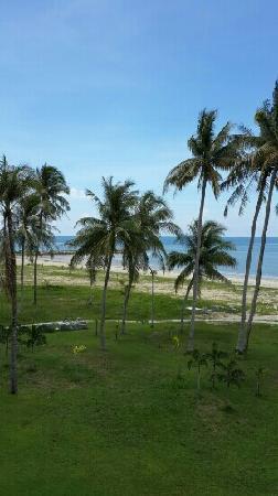 Palm Beach Resort & Spa: 漂亮海景