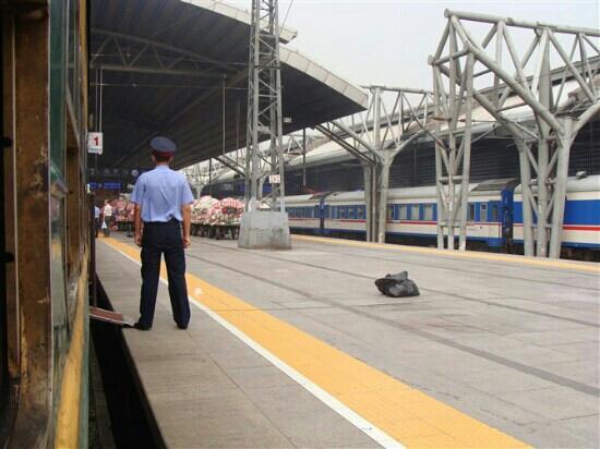 Lushun Train Station : 火车站