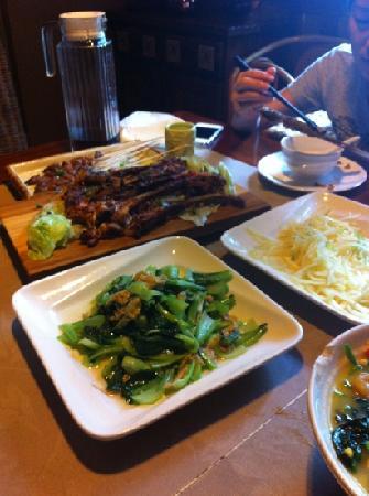 Lan Lian HuaYuan Restaurant (LongJing Road)