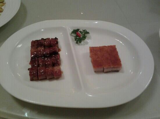 BeiJing Li Yuan Restaurant (JinBao Jie) : 烧味双拼