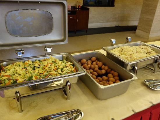 East White Lake Leisure Center : 中餐厅早餐3