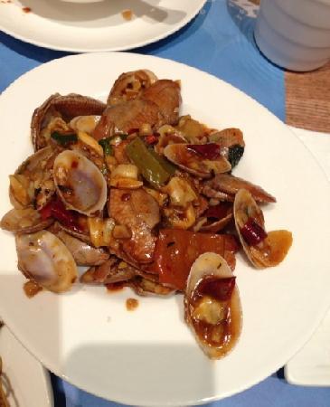 Ni Shi Seafood (HaiTai Mansion)