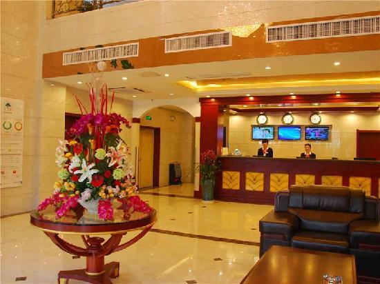GreenTree Inn Huangshan Tunxi Old Street