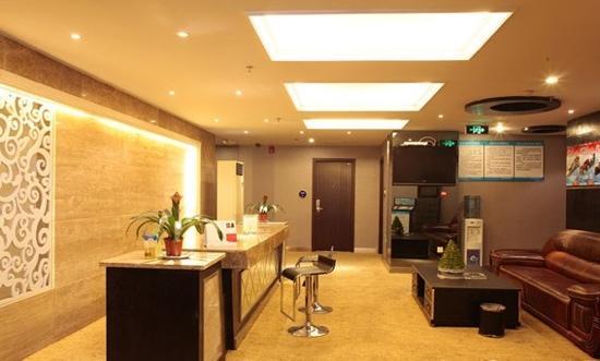 Guangyu Business Hotel: 对得起这个价格