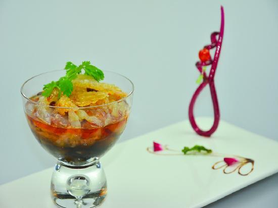 Gongman Xiting Restaurant : 美极炝海蜇