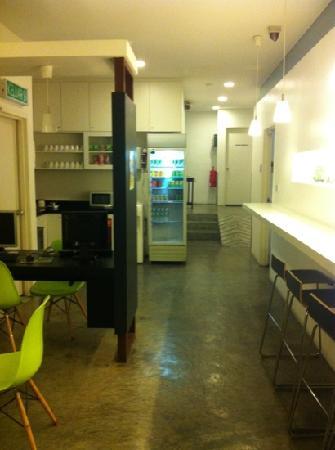 hangout@jonker: 精致小巧的酒店