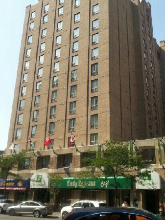 Holiday Inn Toronto Bloor Yorkville: 酒店