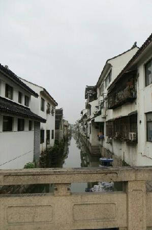 Suzhou City Moat : 护城河