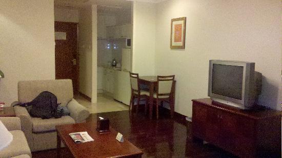 Metropark Hotel Shenzhen: 酒店