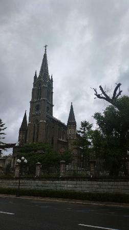Jilin Catholic Church: 教堂