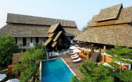 Rainforest Boutique: Rainforest Luxury Boutique Hotel