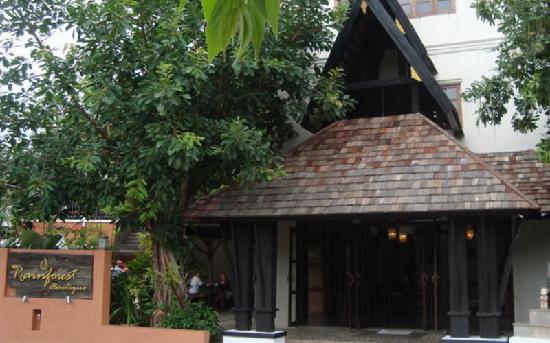Rainforest Boutique Hotel