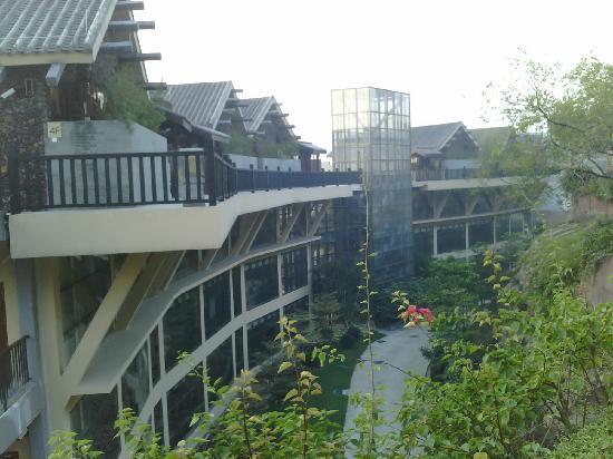 Lotus Hill Yuehai Hotel: house