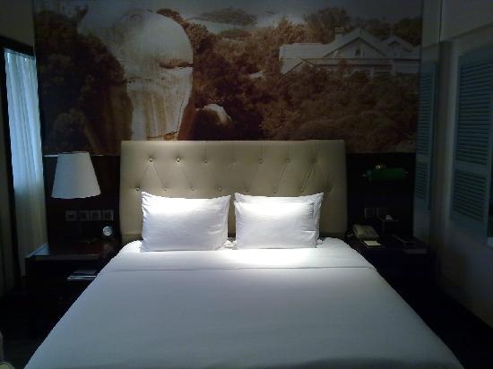 City Hotel Xiamen : 卧室